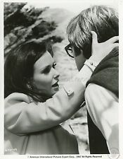 SUSAN STRASBERG ROGER CORMAN THE TRIP 1967 VINTAGE PHOTO ORIGINAL #6  LSD DRUGS