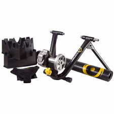 CYCLEOPS Fluid 2 Winter Training Kit Bicycle Trainer With Riser Blocks  9905