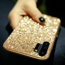 For Samsung Note20 UItra/S10/S9/S8+ Bling Glitter Diamond Sparkle TPU Case Cover