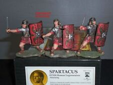 Painted Lead Roman 1:32 Toy Soldiers