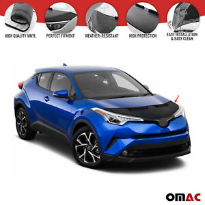 Front Hood Cover Mask Bonnet Bra Protector Fits Toyota CH-R 2018-2021