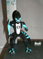 Ben 10 Ten Loose Action Figure - XLR8