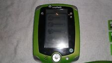 leap pad 2 with 6 games and case