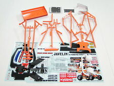 NEW KYOSHO 4WD Body Roll Cage & Decals JAVELIN KJ~8