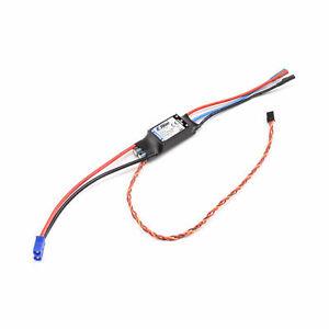 E-flite 50-Amp Switch-Mode BEC Brushless ESC EC3
