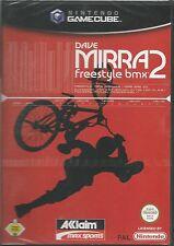 Dave Mirra Freestyle BMX 2 (Nintendo GameCube, 2002, DVD-Box)