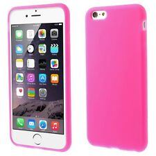 4.7 in (environ 11.94 cm) silicone souple flexible Protection Maximum Gel Case for iPhone 6 6 S Rose