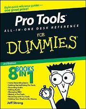 Pro Tools All-in-One Desk Reference For Dummies
