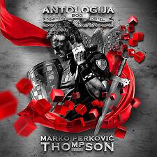 Marko Perkovic Thompson - Antologija / Anthology 4 CD Set, 57 Songs, Croatia
