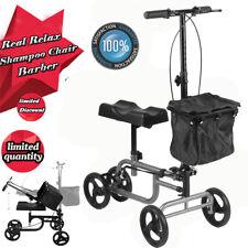 Drive Medical Steerable Knee Walker/Knee Scooter Turning Brake Basket Foldable S
