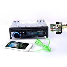 Car Auto Bluetooth Audio System In-Dash Head Unit Player FM Radio MP3/USB/SD/AUX