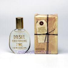 Diesel FUEL FOR LIFE Eau de Parfum 7 ml Spray Mini Perfume Miniature New in Box
