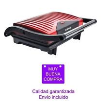 MINI GRILL ELÉCTRICO MULTIUSOS 750W CONTROL AUTOMÁTICO DE TEMPERATURA, ASA FRÍA