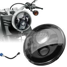 "7"" Projector Daymaker LED Headlight Fit Harley Road King Electra Glide FLHTCU"