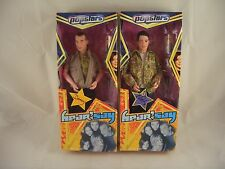 Popstars Hear'say Danny and Noel Figures