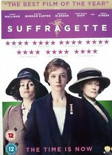 SUFFRAGETTE DVD FILM MOVIE MERYL STREEP FEMINIST MOVEMENT