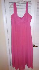 David's Bridal plus size pink dress size 24