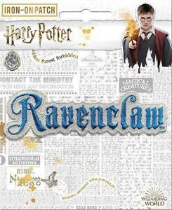 Harry Potter Ravenclaw Title Patch