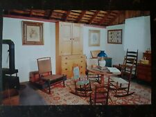 Sitting Room, Sewing Chair w/ Drawers, The Shaker Museum, Old Chatham, NY