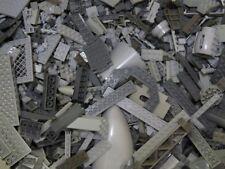 grau 1 kg  LEGO® ca.700 Teile in hellgrau dunkelgrau Kiloware Sonderteile