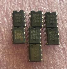 2504V 1404A SIGNETICS LOT OF 7 DATE CODE 7622 NOS RARE Apple 1 Mimeo US SELLER