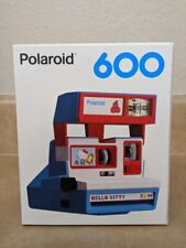 Polaroid Hello Kitty Limited Edition 600 Camera Friends Around The World Tour