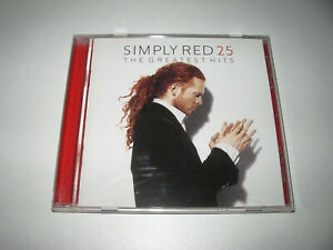 CD SIMPLY RED 25 THE GREATEST HITS COMPILATION BEST OF 17 TITRES 2009