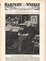 1906 Harpers Weekly May 26-Carl Schurz dies;Teddy Roosevelt Policy;San Francisco