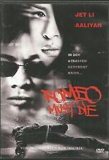 DVD - Romeo must Die  (Jet Li)   / #14081