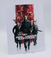 INGLORIOUS BASTERDS - Glossy Bluray Steelbook Magnet Cover (NOT LENTICULAR)