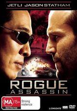 Rogue Assassin (DVD, 2008) VGC Pre-owned (D95)