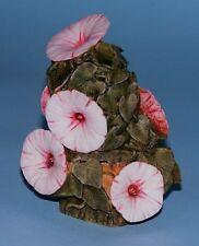 "Harmony Kingdom Garden box HGMG ""Morning Glory"" ladybug Lord Byron ret.2000"