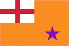 ORANGE ORDER FLAG 5' x 3' Northern Ireland Irish Ulster Boyne Standard