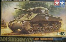 1/48 M4 Early Production Sherman by Tamiya