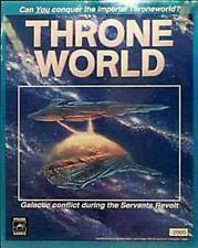 THRONE WORLD THRONEWORLD  PRISM TIMJIM GAMES NEW / SEALED