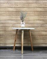 Realistic Wood Self Adhesive Wallpaper Peel and Stick Decor Contact Paper Film