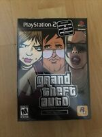 Grand Theft Auto Trilogy GTA PS2 Factory Sealed Mint VGA WATA Ready