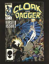 Cloak & Dagger # 1 NM- Cond.