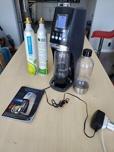 Sodastream Revolution Electric Soda Maker RVLTN001
