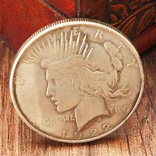 New Metal Batman Two Face Prop Trick Coin Harvey Dent The Peace Batman Copy Coin