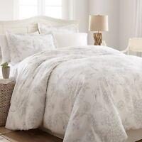 3 Piece Patterned Duvet Cover Sets - 8 Beautiful Designs - 100%  Microfiber