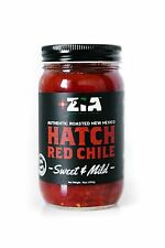Roasted, Peeled, and Diced New Mexico Hatch Red Chile (SWEET & MILD)
