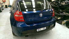 BMW E87 120i LCI MY07 2.0L 95,535 kms wrecking  - one used nut only