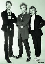The Police 1980 *Sting*  Poster A1 Size 84.1cm x 59.4cm - 33 inch x 24 inch