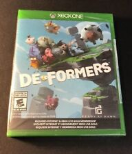 De-Formers [ Deformers ] (XBOX ONE) NEW