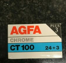 Agfa AgfaChrome CT100 35 film