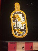 Vtg 1965 St. Louis Council Fall Encampment Boy Scout Patch - Missouri BSA S69S