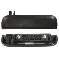 CAR FRONT RIGHT OUTER EXTERIOR DOOR HANDLE BLACK FOR TOYOTA TERCEL 1995-1999