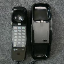 Vintage Black At&T Model #230 Land Line Touch Tone Telephone Tested & Working