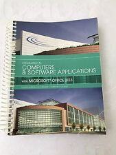 Computer Software Microsoft Office 2013 Fourth Edition Gateway Community College
